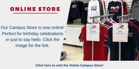 The Campus Store is Now Online